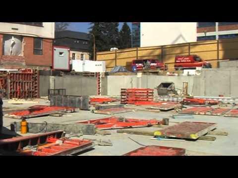 Stavba zimáčku - 15. díl - Betonování finišuje