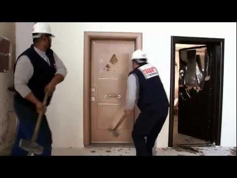 Co by měli vydržet kvalitní bezpečnostní dveře?