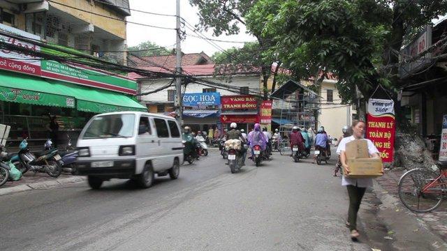 Nový mrakodprad v Hanoj? :)