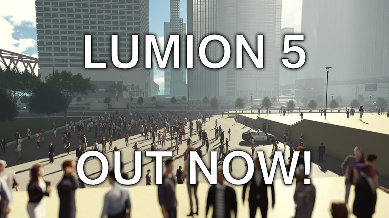 Lumion 5 Preview