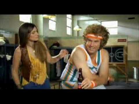 Comercial da Bud Light com Jackie Moon