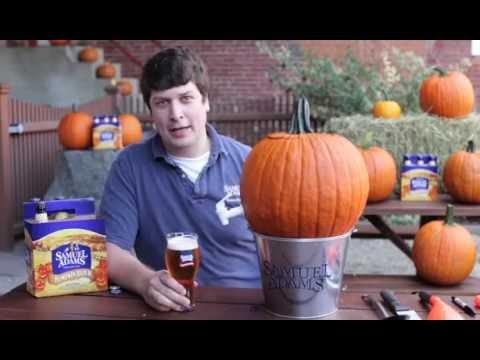 Samuel Adams Pumpkin Keg feat. Pumpkin Batch
