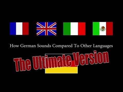 Pronúncia de palavras em alemão
