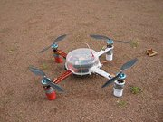 My first Quadcopter
