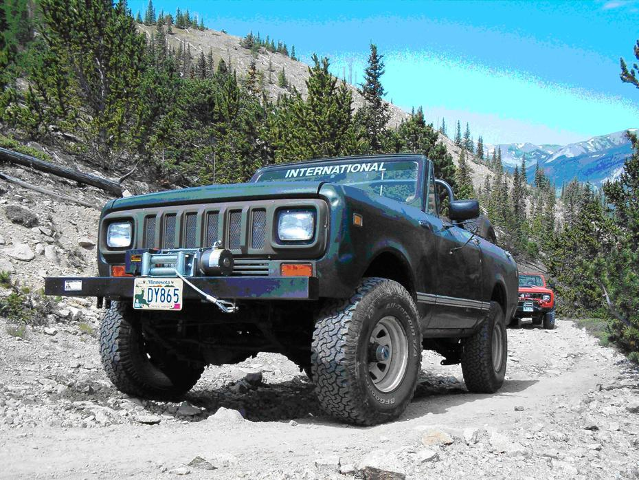 1980 Scout