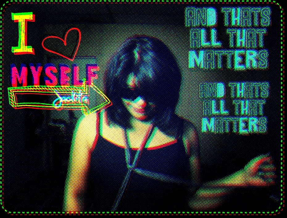 I'm in love with myself (8)
