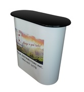 Pop Up Counters & Tables | Trade Show Table - Branded Canopy Tents
