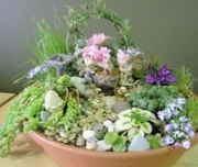 Fantasy Mini Garden by Bemis Farms