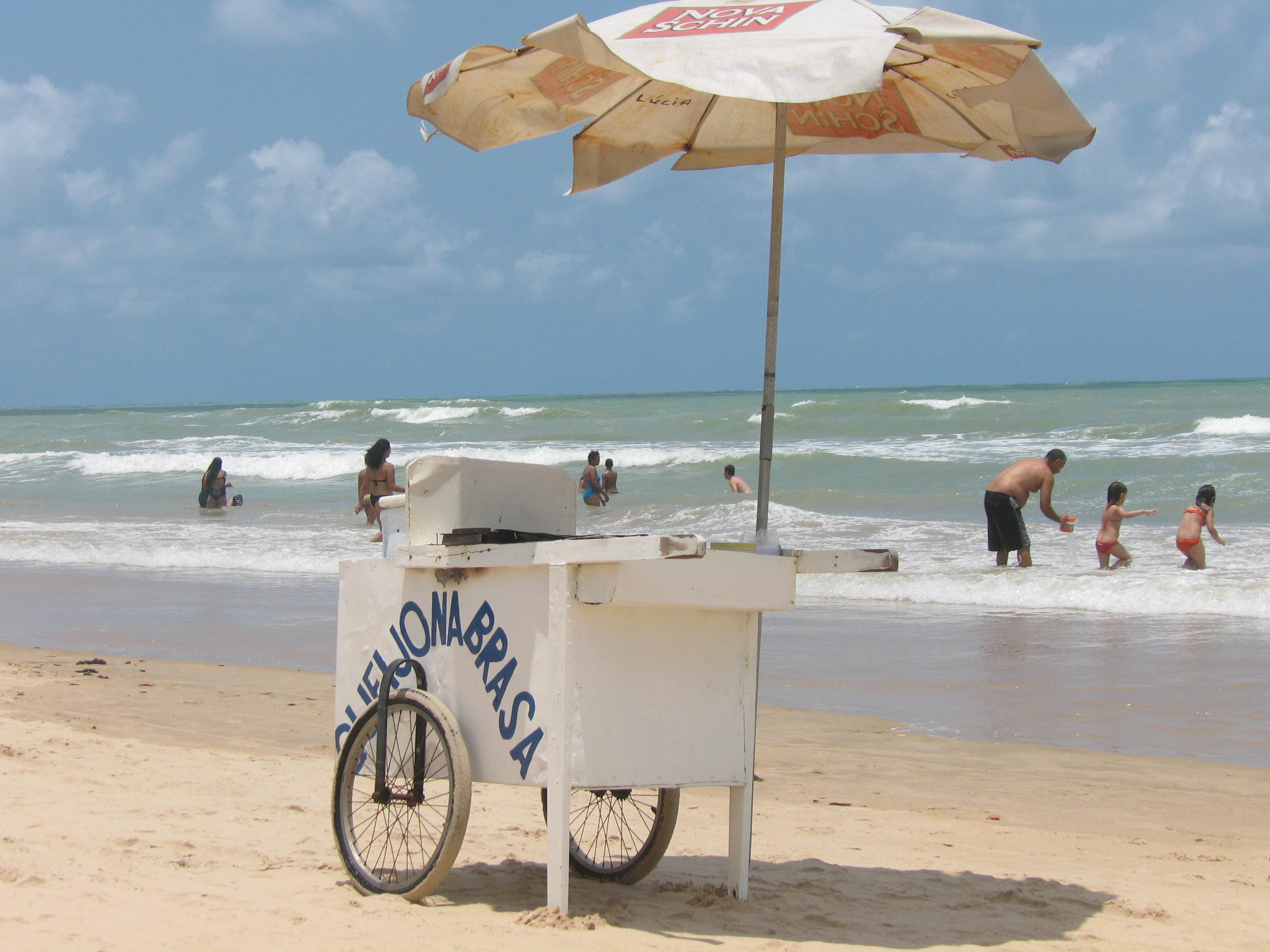 Una maniana de Playa!