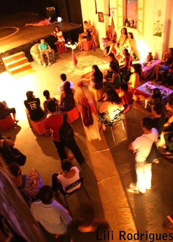 Teatro das Marias em junho de 2009