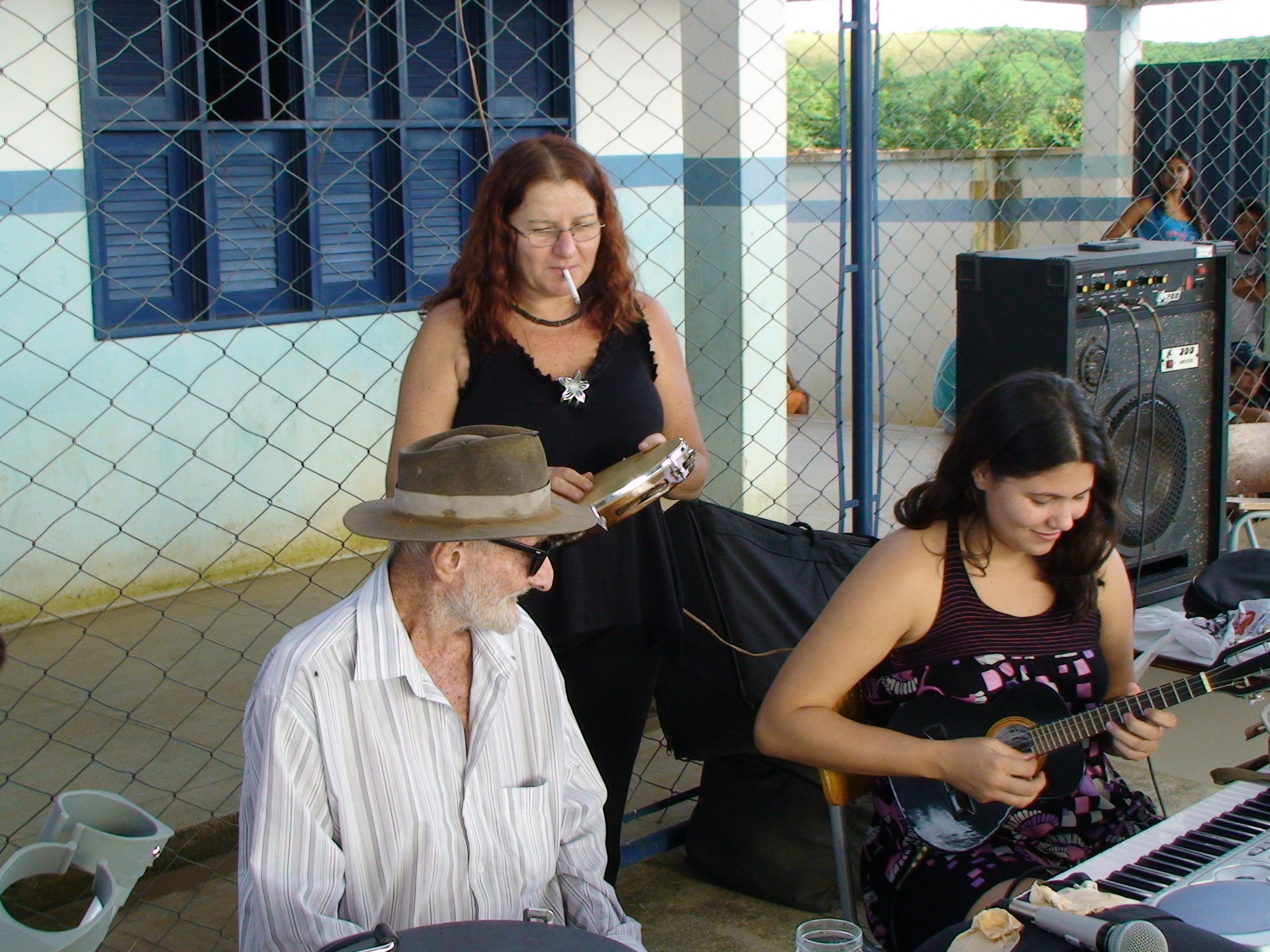 Turne da Cia Vatá pelo Cariri - Ceará