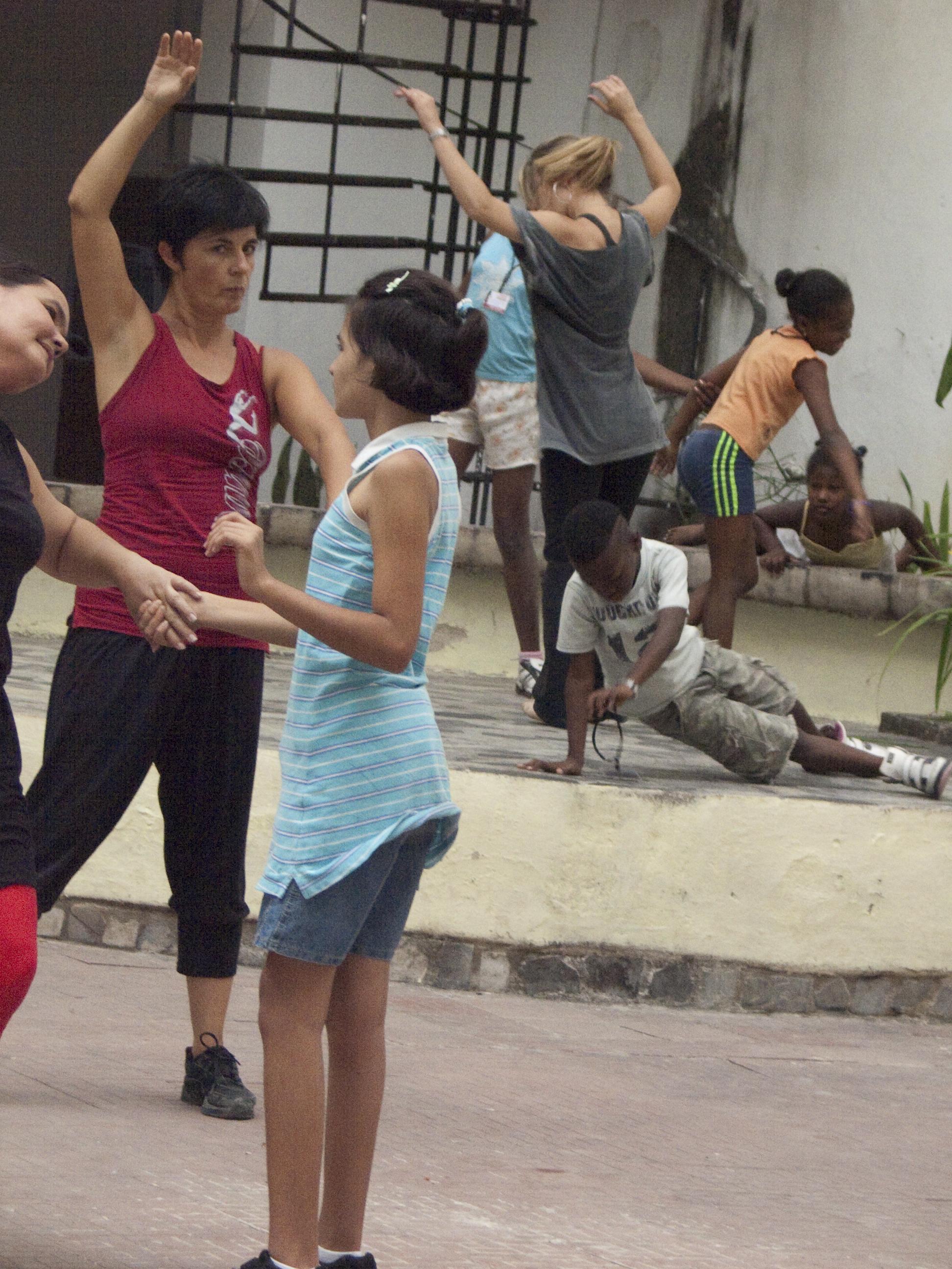 Festival de Paisajes Urbanos/La Habana Vieja/ Cuba 2012