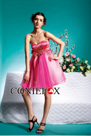 Look for buyers or sales reps of this dress