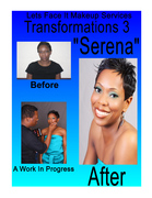 serena before and after