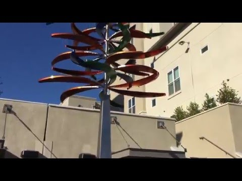 Synthesis: Wind Sculpture, San Mateo, CA