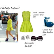 Celebrity Inspired on a Budget