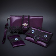 """Clutch bag and its pouches """"Prestige"""""""