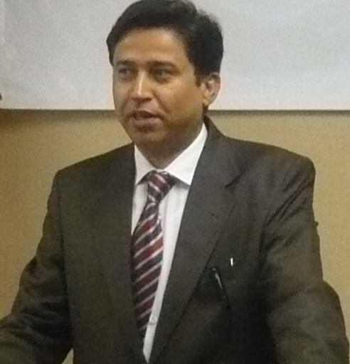 Nizamuddin Nizamani