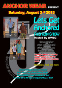 FASHION SHOW FLYER FRONT SIDE