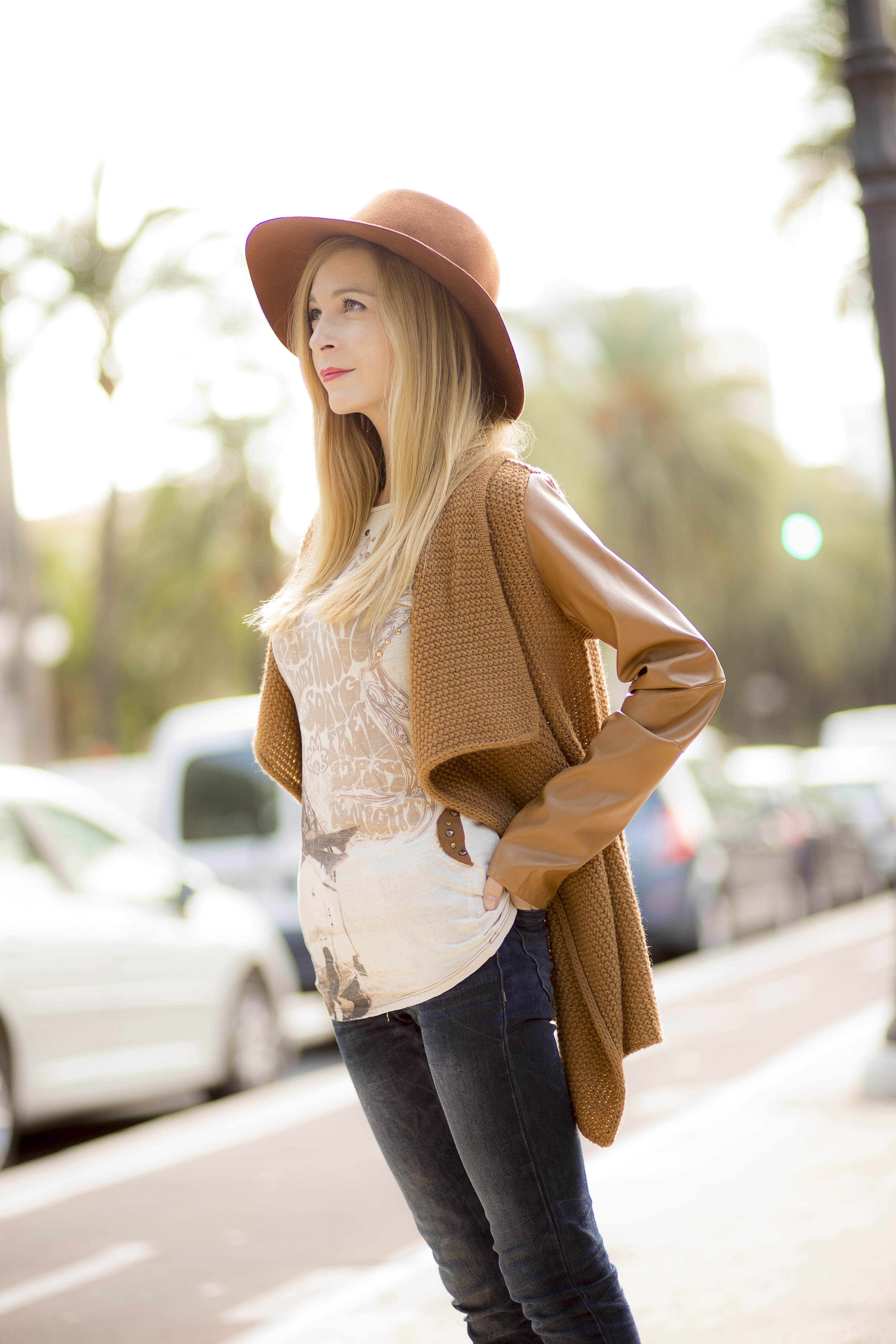 Outfit fashion blogger style
