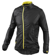 Black Stylish Rain Jacket