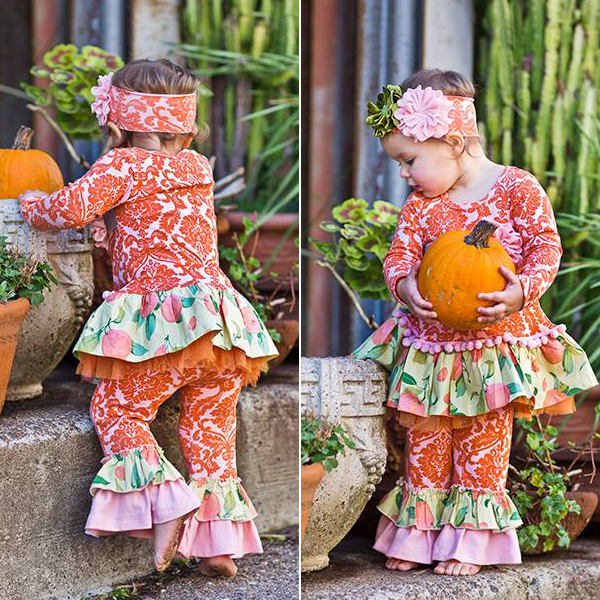 Giggle Moon fall 2015 for Thanksgiving and more