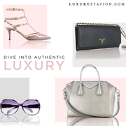authenticated luxury products