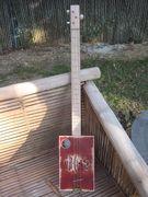 Cigar Box Guitar No. 2