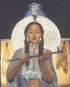White Buffalo Calf Woman-Lakota