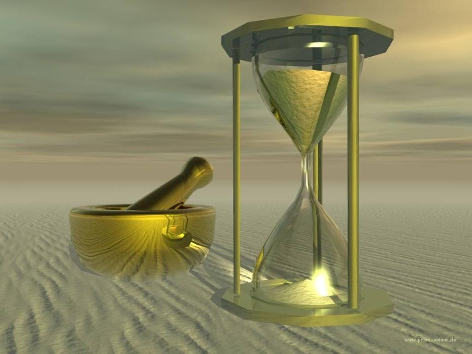 Nas Areias do Tempo