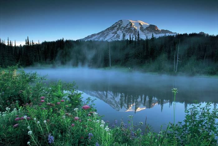 natureza vulcão