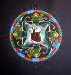 Mandala by jaz999