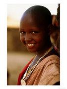 BN19782_7~Maasai-Girl-Masai-Mara-National-Reserve-Kenya-Posters