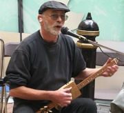 Playing at Birmingham arts festival