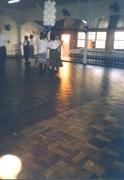 Fotos da Apresentação de Dança no Clube ABC Lesc junto com a Pastoral da 3ª Idade 030
