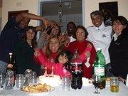 AS PESSOAS DA MINHA FAMILIA NO MEU ANIVERSÁRIO 2008