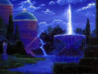 Fonte magica