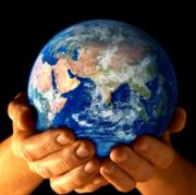 O futuro da Terra também está em suas mãos !