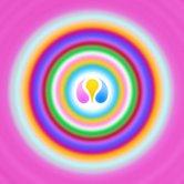 disco solar rosa