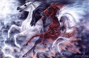 HorsesFour