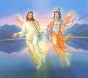 Mestre Jesus e Lord Krishina