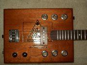 Cigar Box Guitar 017
