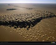barchan-dunes