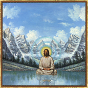 Christo  medita