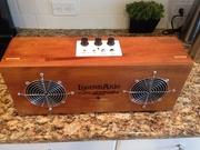 Cigar Box Amplifier/MP3 Player