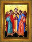 3 Arcanjos em Cristo