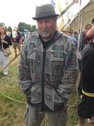 My new Festival coat