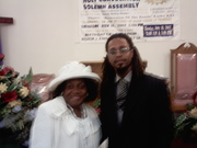 Me and My Overseer
