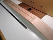 Non-adjustable Truss Rod