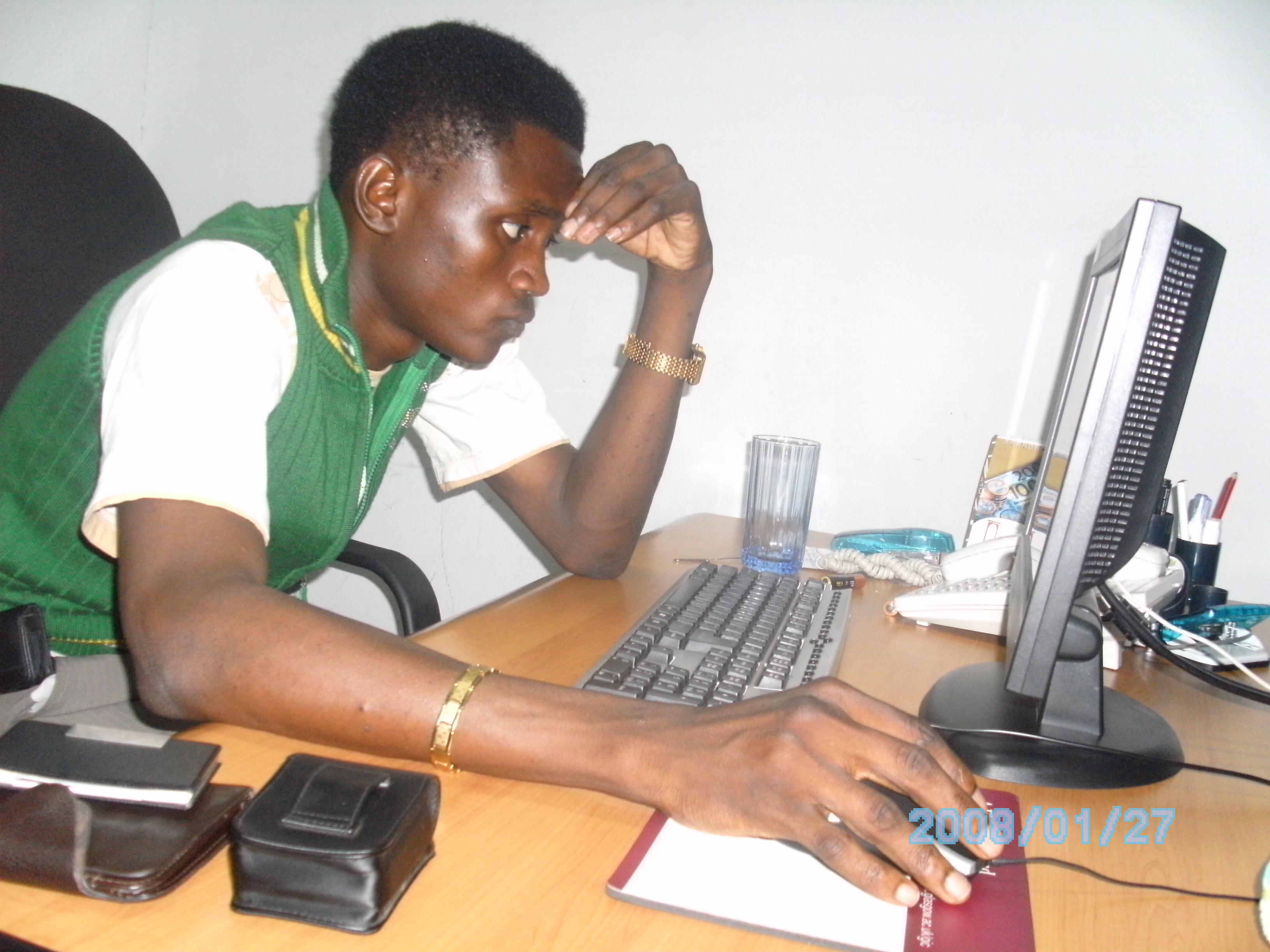 Daniel Ajumobi